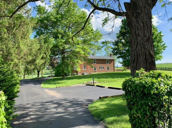 Cyrus McCormick Manor House - Scenic & Historic Things to Do in Lexington, Virginia