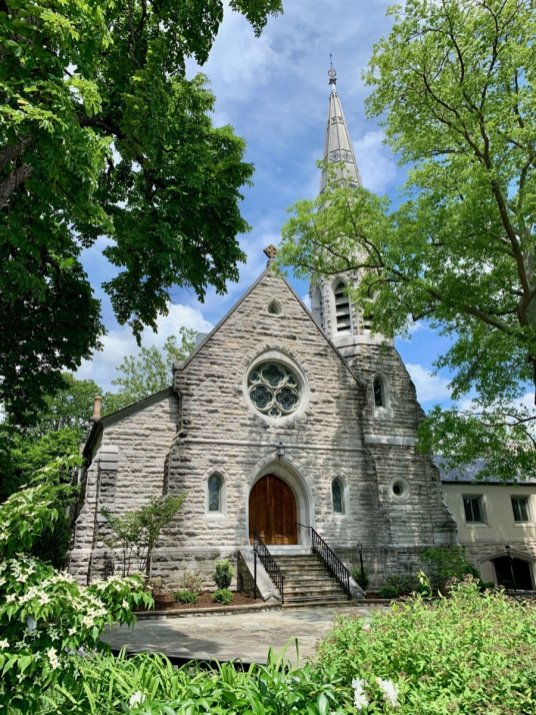 Grace Episcopal Church Lexington  - Scenic & Historic Things to Do in Lexington, Virginia