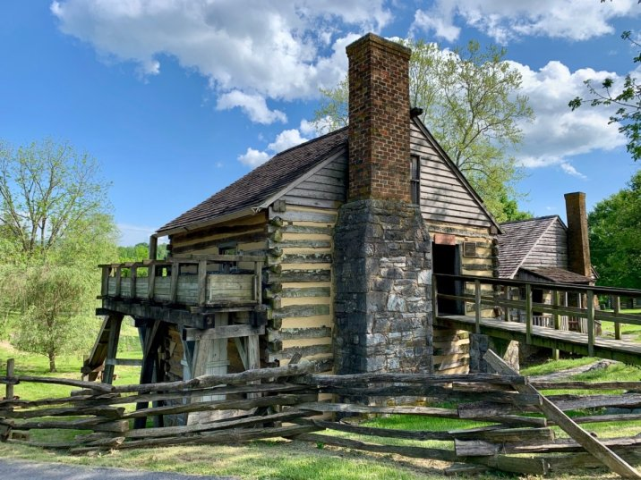 McCormick Farm Mill - Scenic & Historic Things to Do in Lexington, Virginia