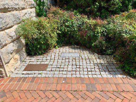 Robert E Lee's Horse Traveller's Grave