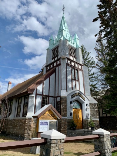 St. Pauls Presbyterian Church Banff - The Best Sites & Activities for a Town of Banff Adventure
