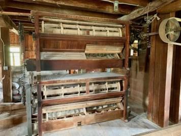 Wade's Mill Interior