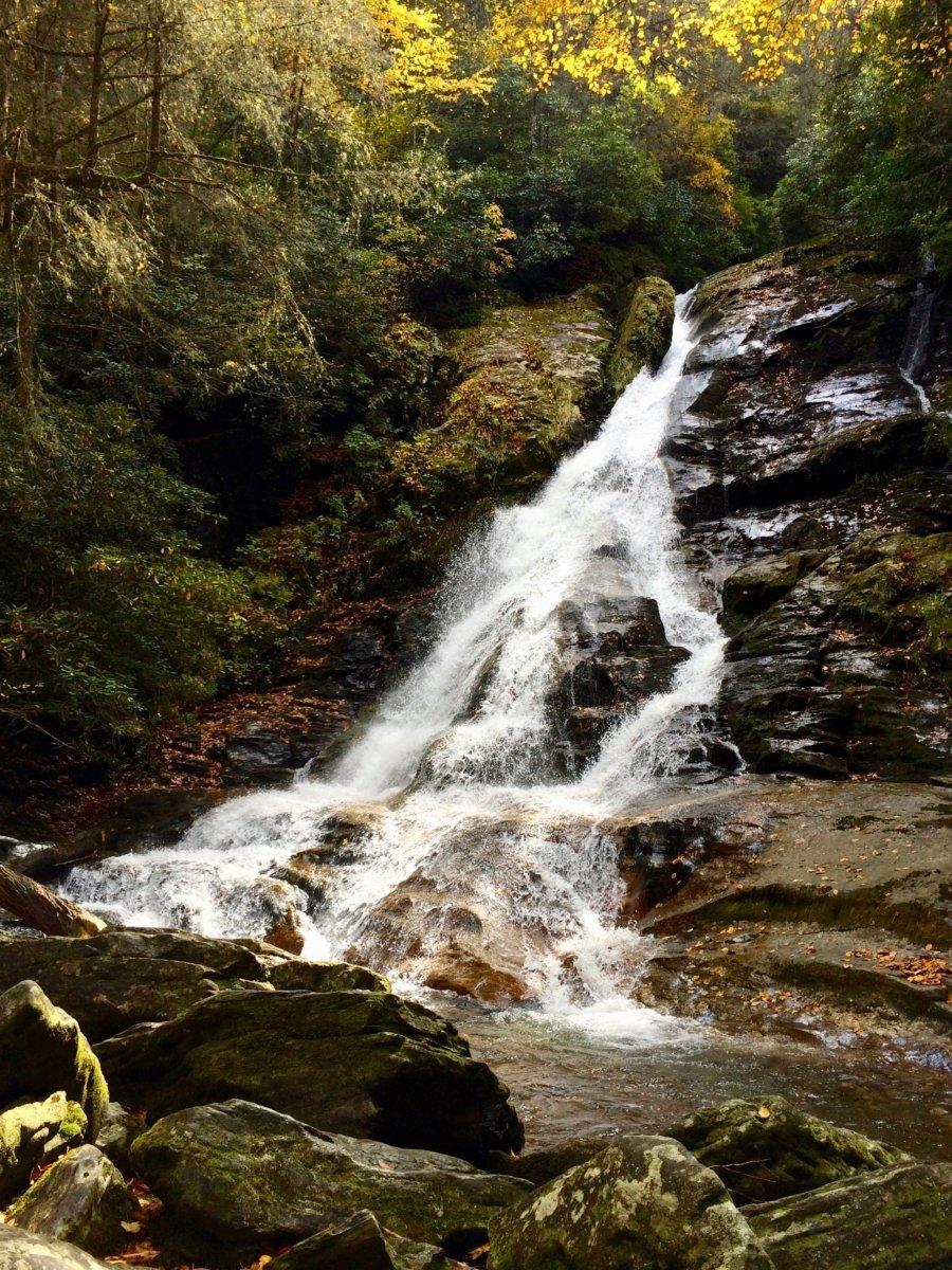 North Georgia Swimming Holes & Waterfalls You Can Swim In
