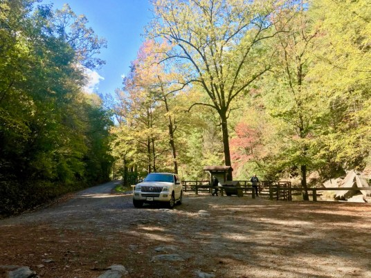 Holly Creek Picnic Area