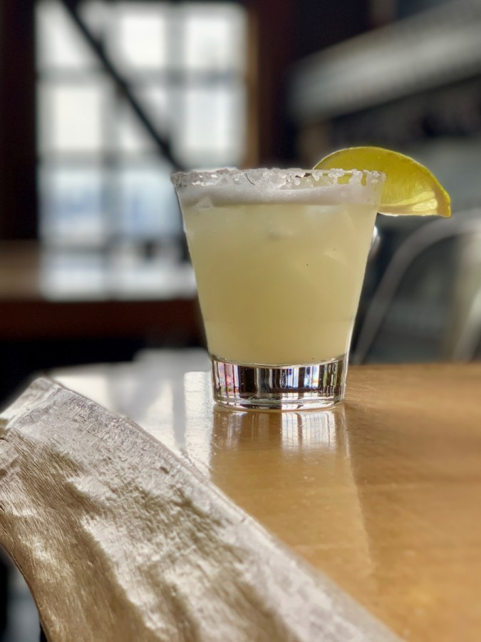 Margarita from Tap & Barrel