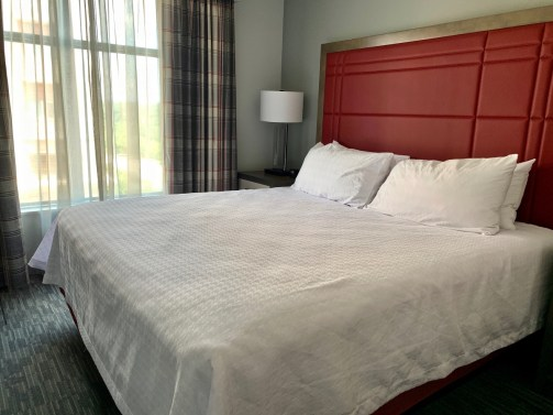 Homewood Suites Bed Athens