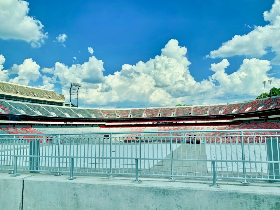 Sanford Stadium University of Georgia - 18+ Outstanding Athens Georgia Attractions