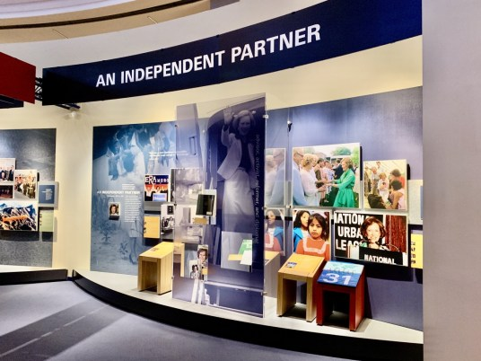 An Independent Partner Rosalynn Carter - A Visit to the Jimmy Carter Presidential Library and Museum