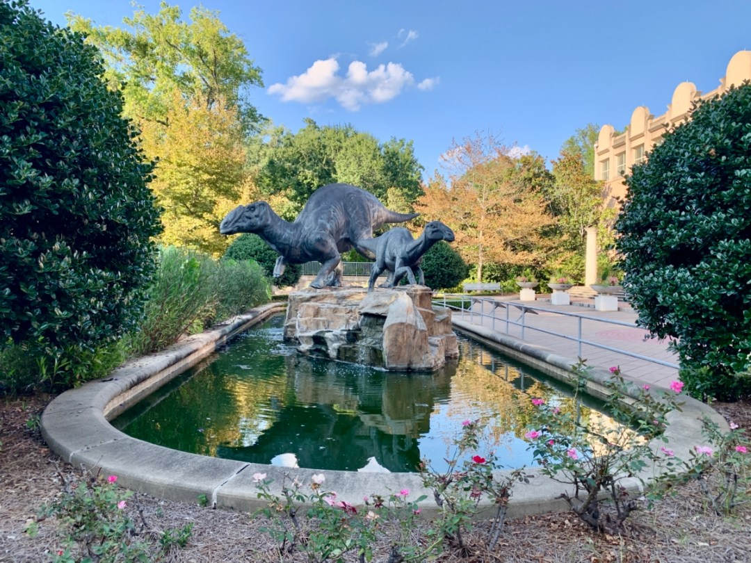 Fernbank Dinosaur Plaza - 3 World-Class Atlanta Museums of History