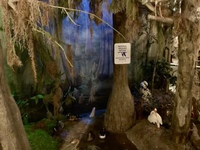 Fernbank Swamp Diorama