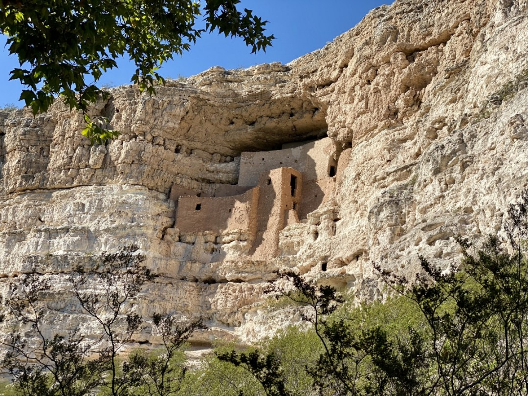 Montezuma Castle National Monument - Things to Do on a Drive from Phoenix to Flagstaff, Arizona
