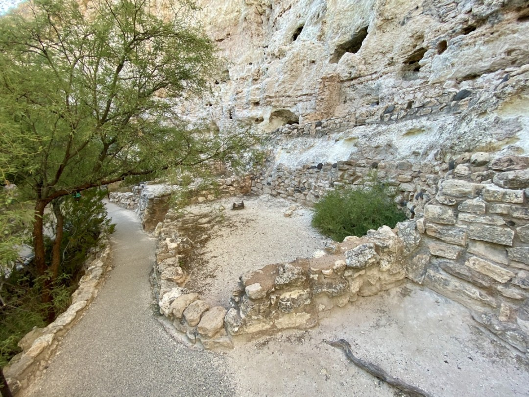 Montezuma Castle ruins - Things to Do on a Drive from Phoenix to Flagstaff, Arizona