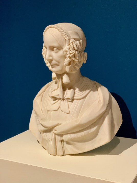 Patric Park Bust of a Woman
