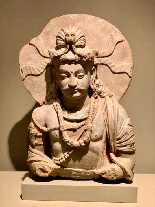 Prince Gautama Sculpture