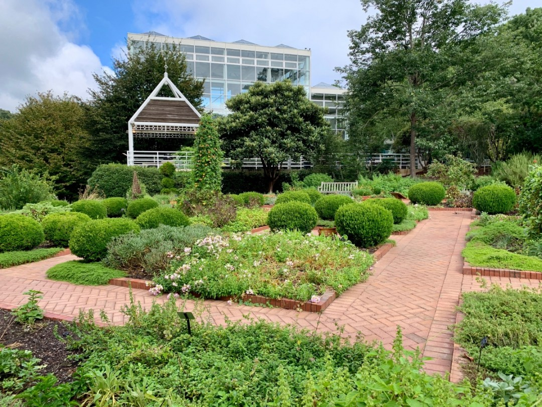 State Botanical Garden of Georgia Visitor Center - 18+ Outstanding Athens Georgia Attractions