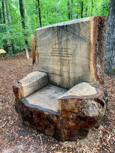 Tree Chair