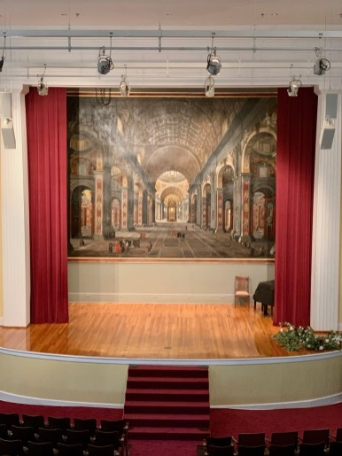 UGA Chapel Painting