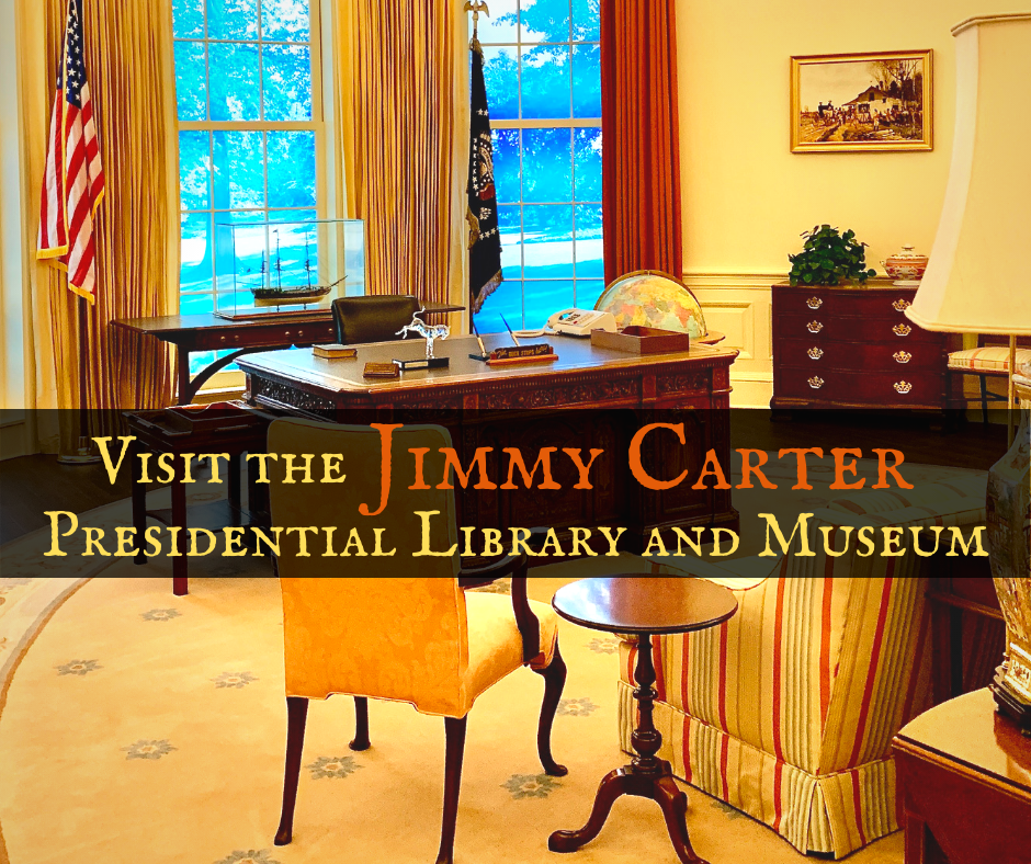 Carter Library and Museum Featured - Design Your Own Georgia Road Trip | USA