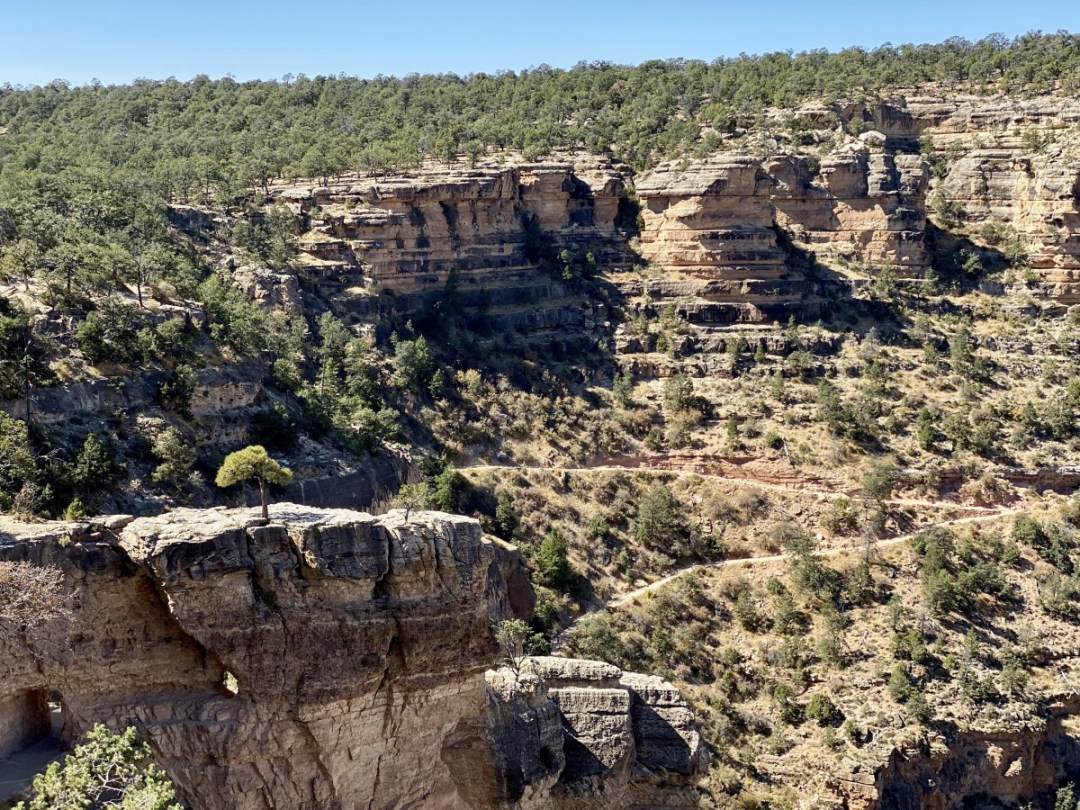 Grand Canyon Bright Angel Trail - Take the Train to Grand Canyon National Park: An Insider's Guide