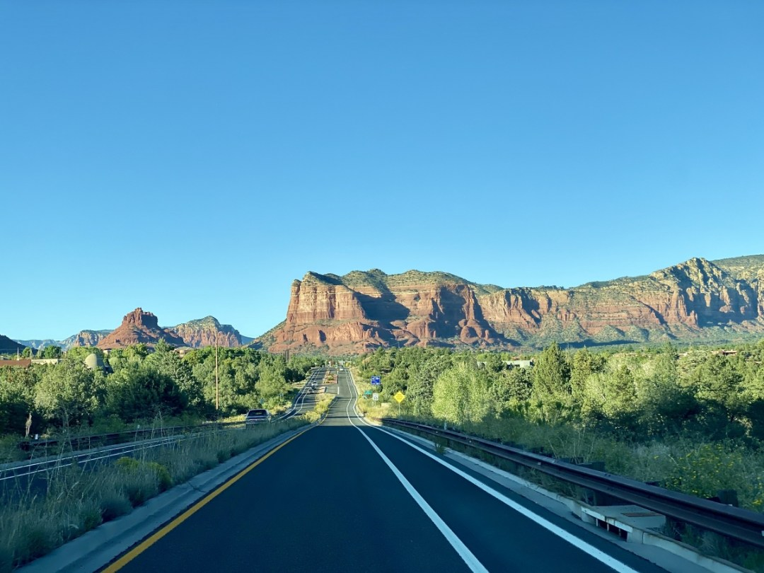 Red Rocks Scenic Byway road - Things to Do on a Drive from Phoenix to Flagstaff, Arizona