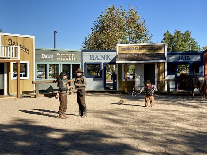 Wild West Show - Take the Train to Grand Canyon National Park: An Insider's Guide