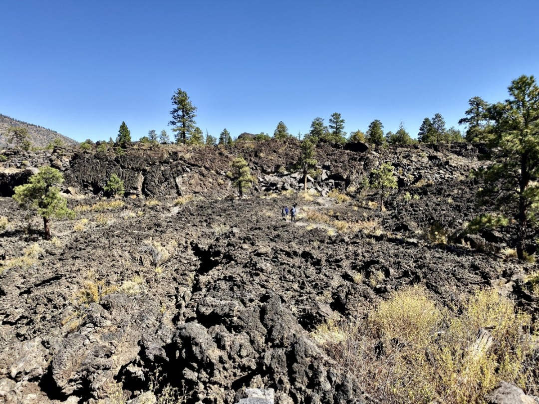 Bonito Lava Flow Field - Tour Flagstaff Attractions On Your Own