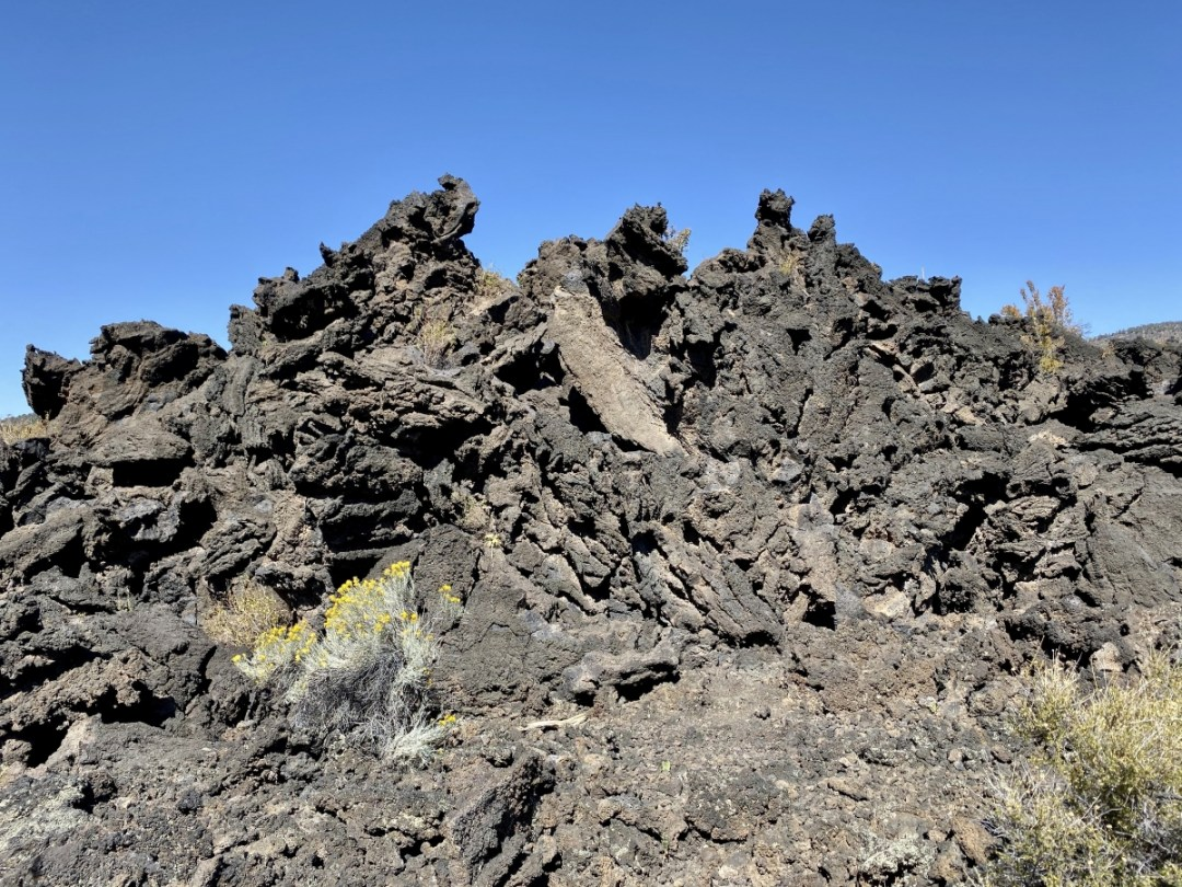 Bonito Lava Flow formations - 3 Magnificent Flagstaff National Monuments