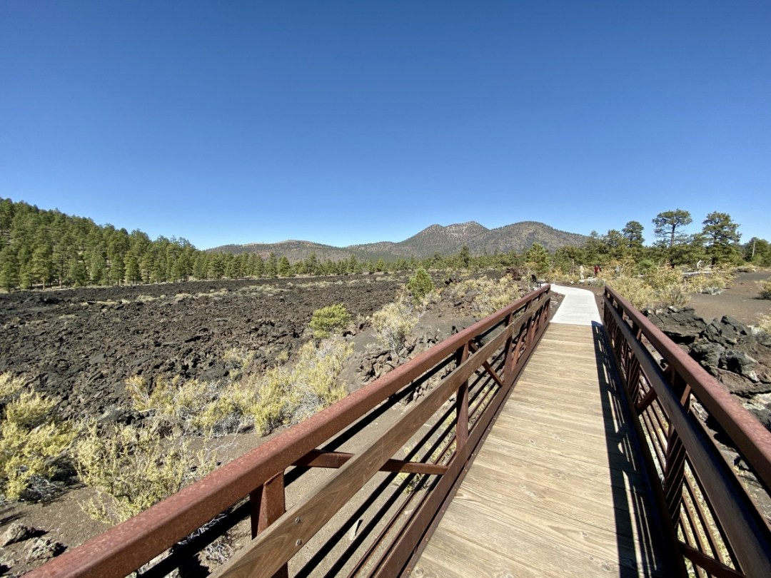 Bonito Vista Trail - 3 Magnificent Flagstaff National Monuments