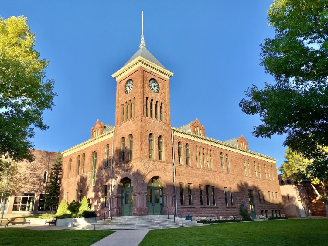 Coconino County Courthouse Flagstaff - Tour Flagstaff Attractions On Your Own