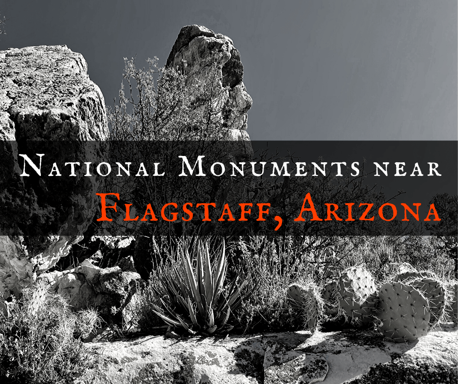 Flagstaff National Monuments featured - Design Your Own Arizona Road Trip Itinerary
