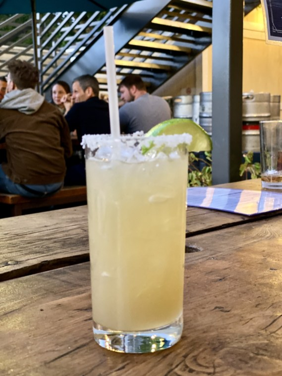 Historic Brewing Flagstaff margarita