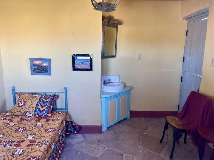 Painted Desert Inn guestroom