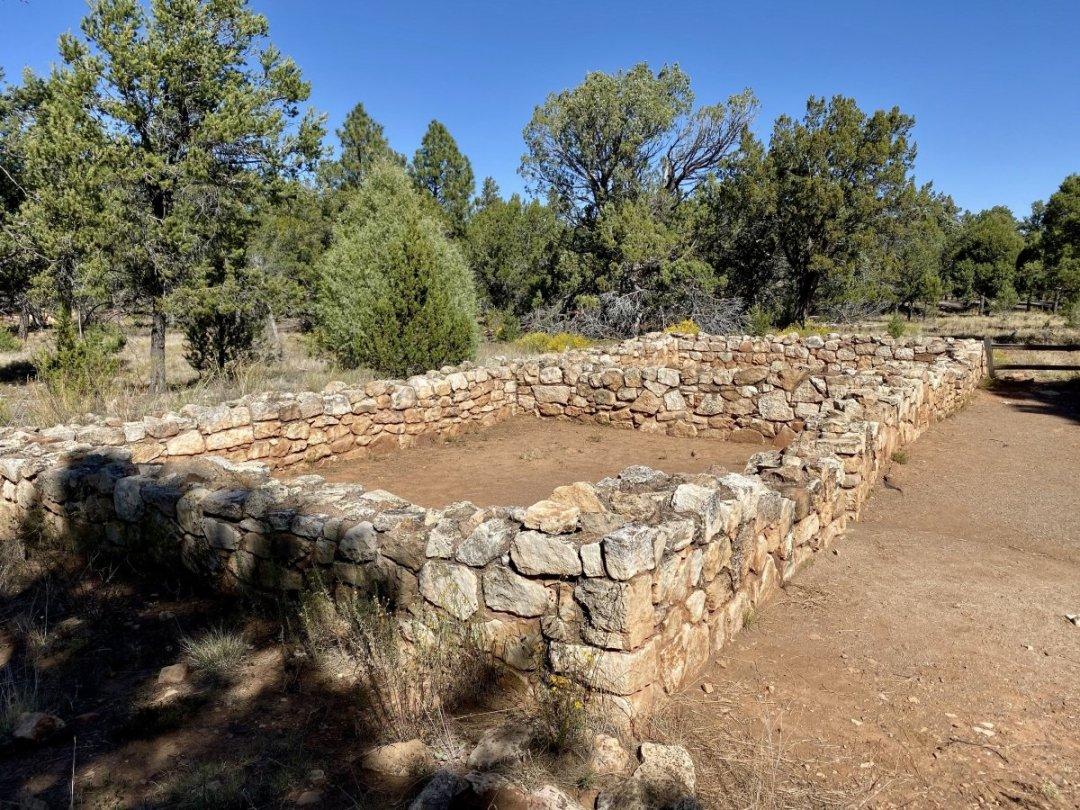 Walnut Canyon Pueblo - 3 Magnificent Flagstaff National Monuments