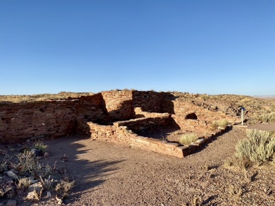 Homolovi II Ancestral Pueblo ruins  - Tons of Fun Things to Do in Winslow Arizona