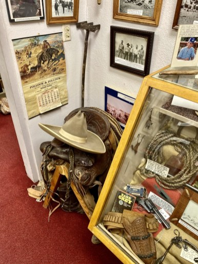 Old Trails Musem cowboys - Tons of Fun Things to Do in Winslow Arizona