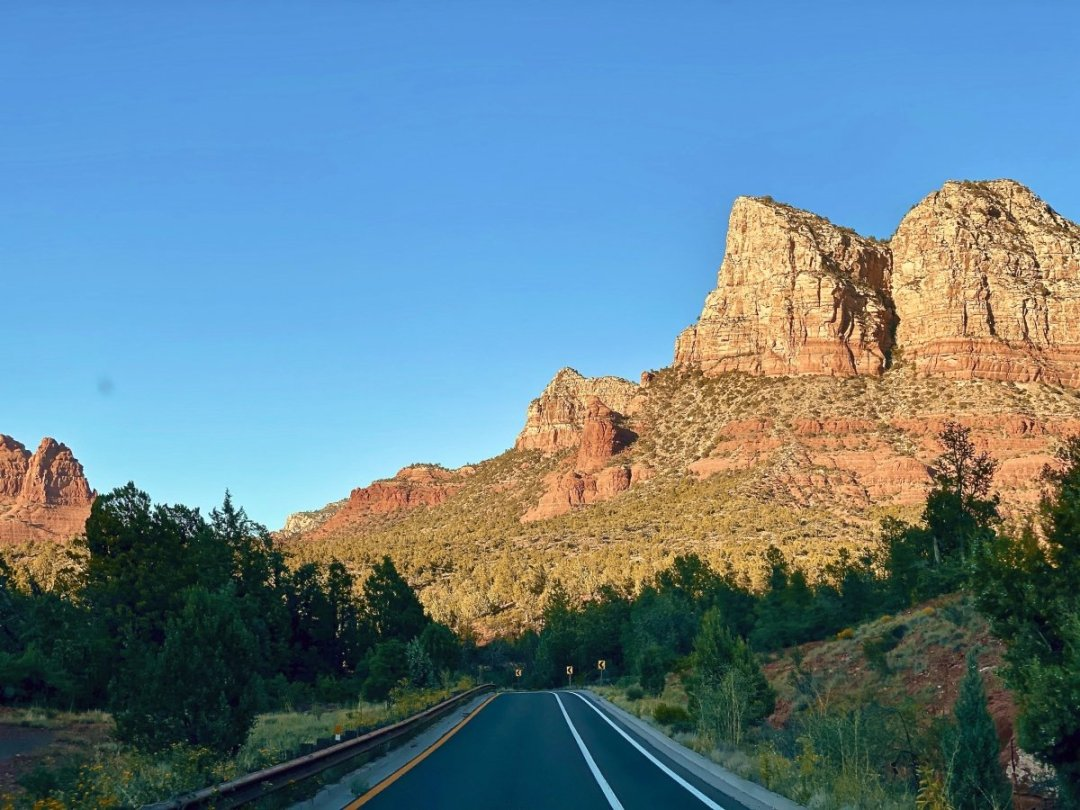 Red Rock Scenic Byway Sedona - 3 Stunning Sedona Scenic Drives