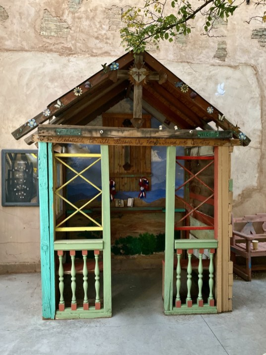 Worlds Smallest Church Winslow - Tons of Fun Things to Do in Winslow Arizona