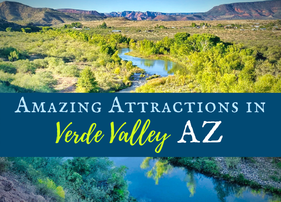 7+ Amazing Attractions in Verde Valley AZ