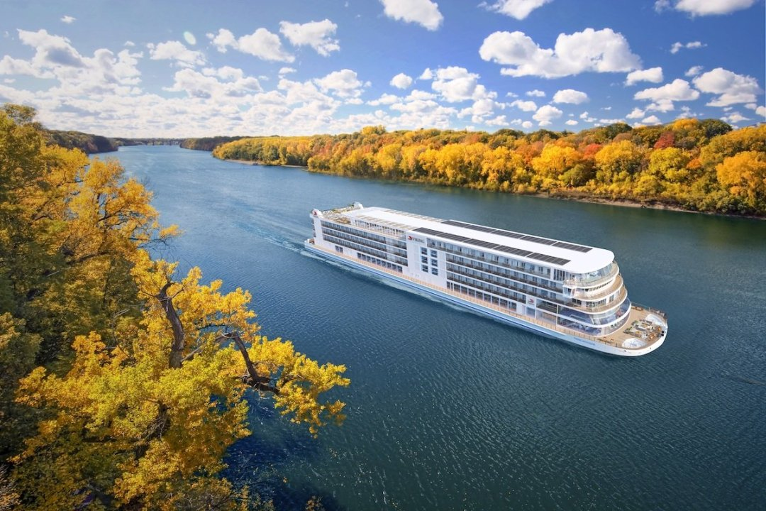 CC Viking Mississippi Autumn RND - 4 New Viking Mississippi River Cruise Routes Announced