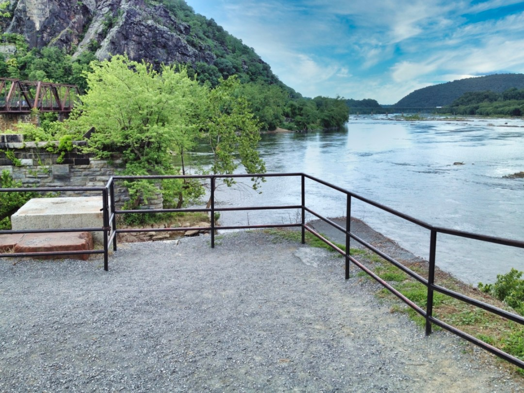 Confluence Shenandoah and Potomac Rivers - Things to Do in Harpers Ferry WV: History, Hikes & Whitewater