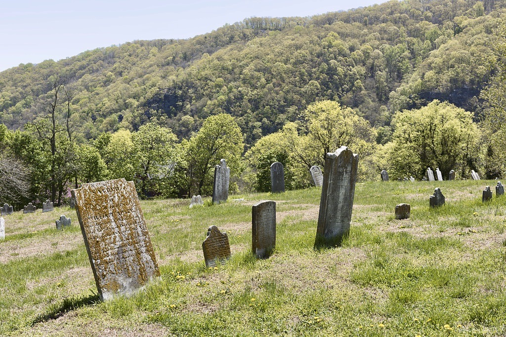 Harpers Cemetery - Things to Do in Harpers Ferry WV: History, Hikes & Whitewater