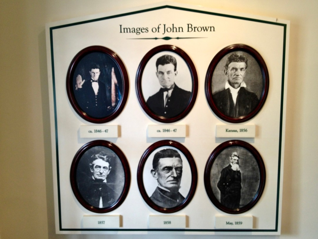 Images of John Brown - Things to Do in Harpers Ferry WV: History, Hikes & Whitewater