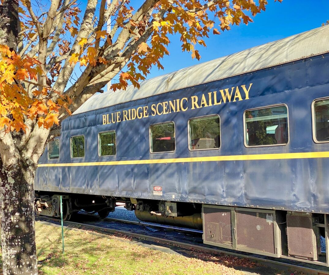 Blue Ridge Scenic Railway featured e1590344294747 - Backroad Blog