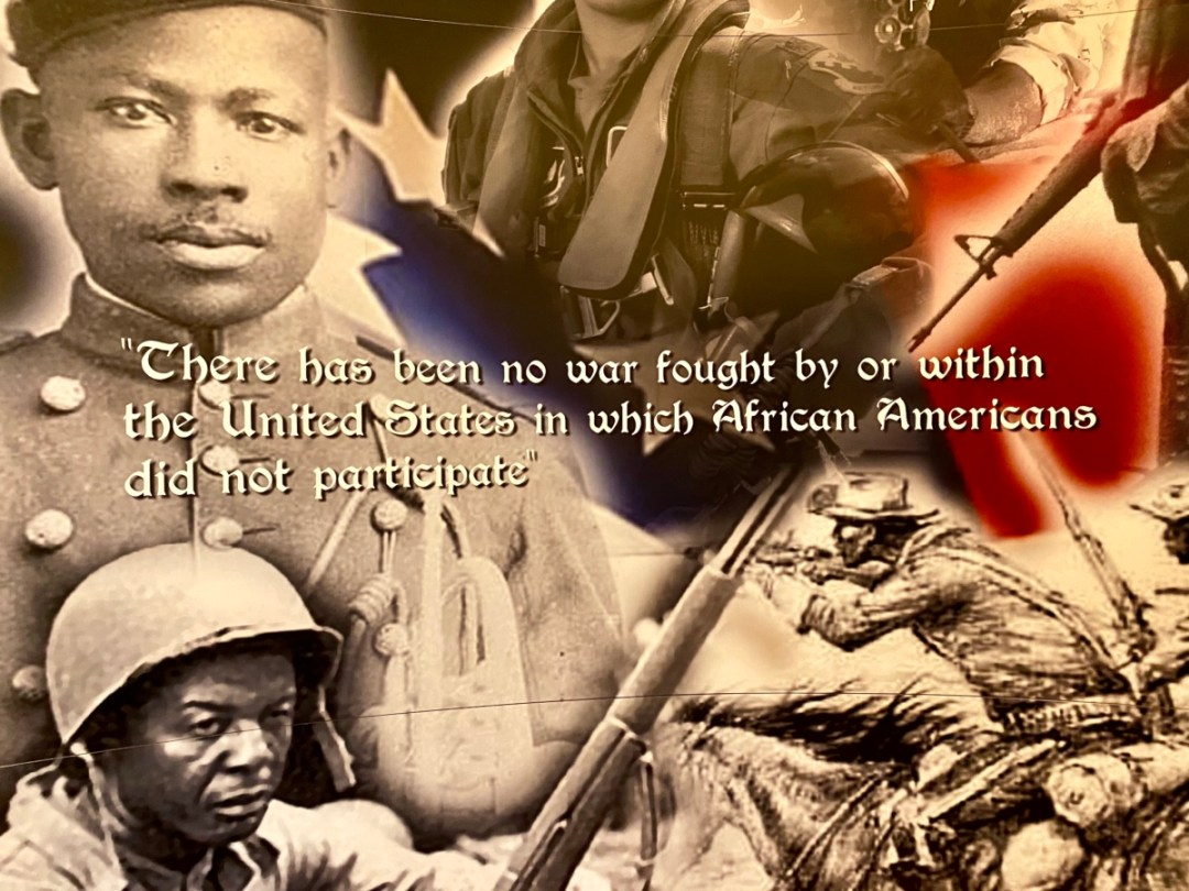 African American Military quote - Explore African American Heritage Sites in Hattiesburg MS