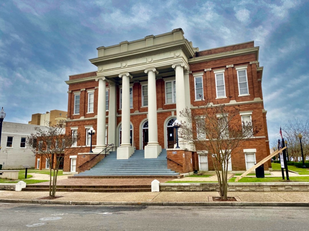 Forrest County Courthouse Hattiesburg MS - Explore African American Heritage Sites in Hattiesburg MS