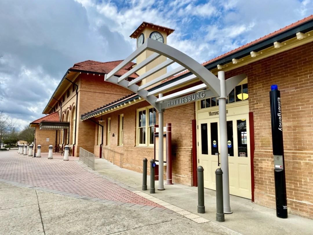 Hattiesburg MS Depot - Explore African American Heritage Sites in Hattiesburg MS