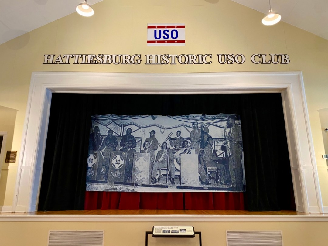Hattiesburg USO Club - Explore African American Heritage Sites in Hattiesburg MS