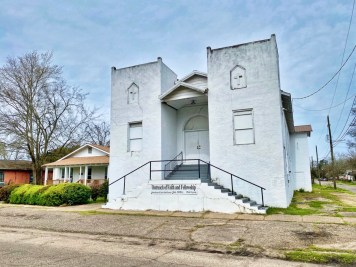 St. James CME Hattiesburg MS - Explore African American Heritage Sites in Hattiesburg MS