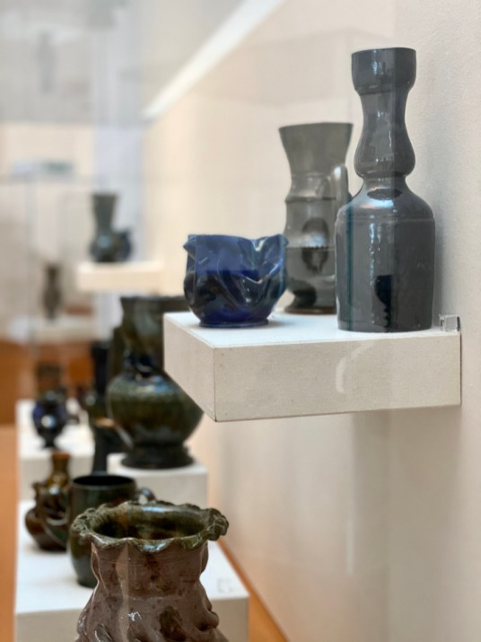 George Ohr pottery - Meet Three Unconventional Coastal Mississippi Artists