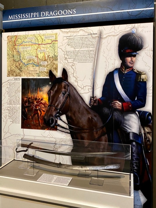 Mississippi Dragoons - Visit the Mississippi Armed Forces Museum at Camp Shelby